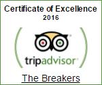Trip Advisor Award 2016